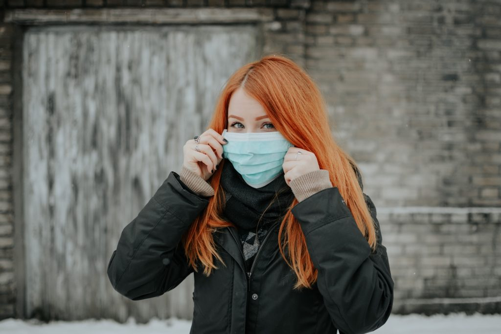 Masques virus Mélanie Mordogan naturopathe